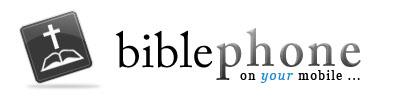 Biblephone logo